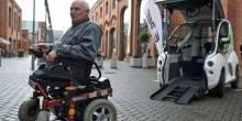 معرض اكسبو 2016 سيعرض سيارة فريدة لذوي الإعاقة