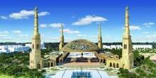 الإمارات تشيد أحد أكبر مساجدها