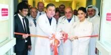 السعودي الألماني يفتتح مركز لعلاج الأورام في دبي