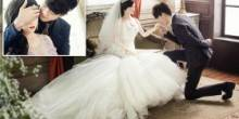 شاب صيني يتزوج بدمية