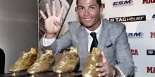 هل ضاع حلم رونالدو في الحذاء الذهبي الخامس ؟