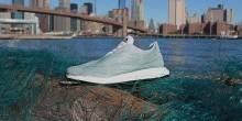 بالصور: أديداس تطور حذاء من النفايات