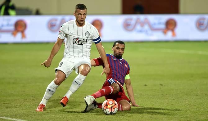 الأهلي والشعب 2016 دور أول دوري
