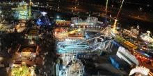 القرية العالمية تسجل 400 ألف زائر خلال العيد الوطني