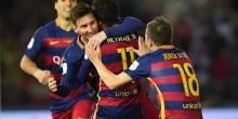 بالصور والفيديو: برشلونة بطل كأس العالم للأندية للمرة الثالثة في تاريخه