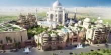 هل سيكون تاج أرابيا في دبي نسخة طبق الأصل من تاج محل الهند؟