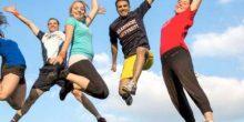 النشاط الجسدي يقلص خطر الوفاة المبكرة لدى الشباب
