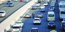 أكثر من 16 ألف مخالفة مرورية يومية في الإمارات