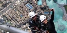 """برج خليفة من أهم الأماكن في العالم من حيث التقاط """"السيلفي"""""""