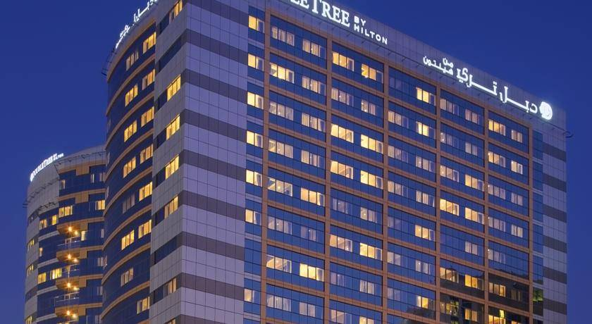 فندق وشقق دبل تري باي هيلتون دبي – البرشاء