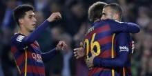بالصور والفيديو: برشلونة يتأهل لدوري الـ 16 بسداسية في مرمي فيلانوفينسي