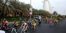 فيديو و صور: مسار طواف دبي الدولي للدراجات الهوائية لسنة 2016