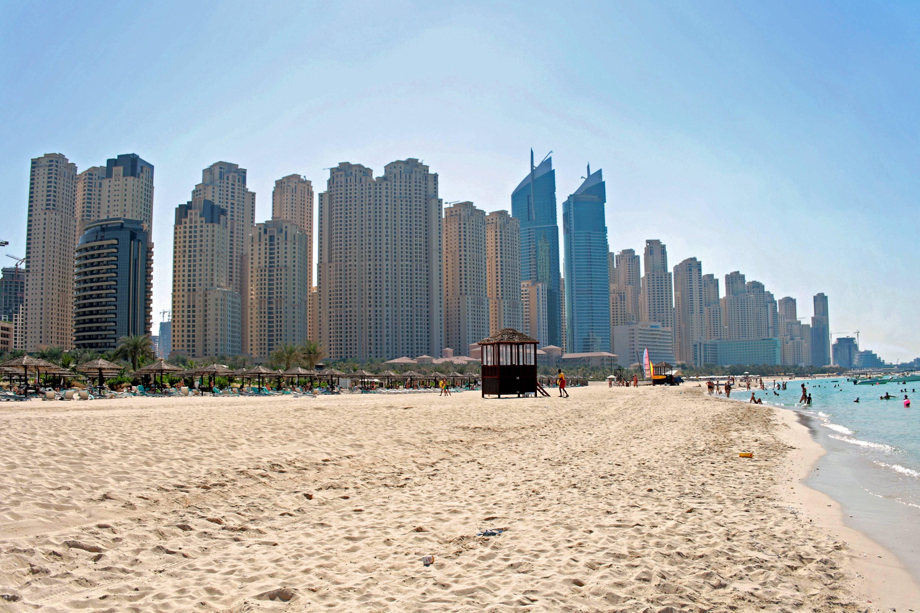Dubai_Jumeirah_Beach