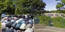 بريطانيون يتصلون بالشرطة عند رؤيتهم لمصليين بجانب المدرسة