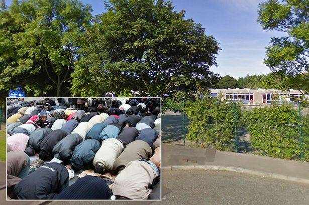 Muslim-Prayer-school