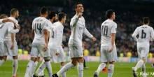 ريال مدريد وأتلتكو في محاولة لإستغلال سقوط برشلونة في الليجا