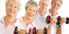 الرياضة والخضار والفاكهة تقلل الإمساك لدى كبار السن