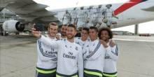 مفاجأة من طيران الإمارات لعشاق فريق ريال مدريد