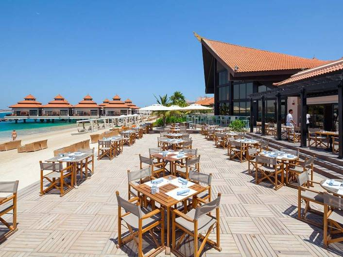 The Beach House - Anantara Dubai