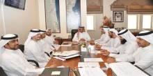 لجنة تخصيص الأراضي تعتمد 215 قطعة أرض سكنية لمواطنين في الشارقة