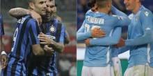 قمة نارية بين إنتر ولاتسيو في الدوري الإيطالي