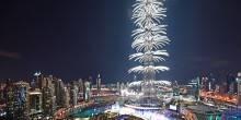 دبي الأولى عالميًا في تكلفة الإحتفال بليلة رأس السنة