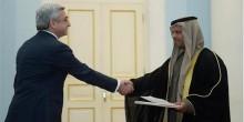 جائزة أفضل سفير في أرمينيا من نصيب الإمارات