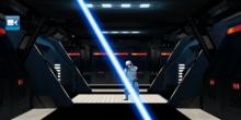 غوغل تطلق لعبة Lightsaber Escape المرتبطة بفلم حرب النجوم
