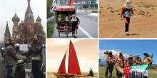 الإمارات تستضيف رحالة مدهشين ضمن فعاليات مهرجان الرحالة 2015