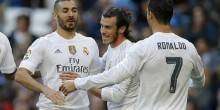 رونالدو وبنزيمة يواصلان صنع التاريخ في ريال مدريد
