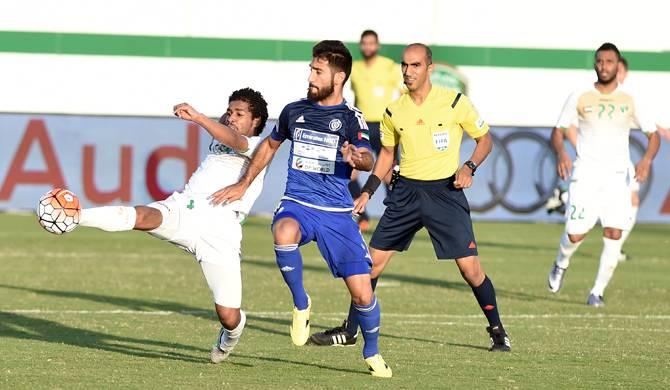 الإمارات والنصر  دوري 2016