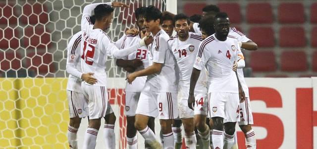 المنتخب الأولمبي الإماراتي 2016