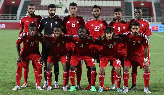 المنتخب الأولمبي الإماراتي