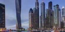 دبي تتفوق على نيويورك في عدد ناطحات السحاب الأعلى من 300 متر