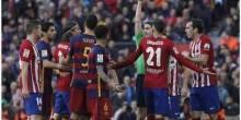 بالفيديو: برشلونة يحقق فوز هام علي أتلتيكو مدريد