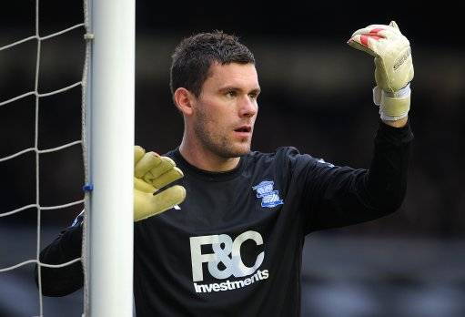 Ben Foster, Birmingham City goalkeeper