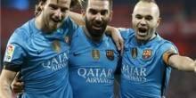 برشلونة في مهمة سهلة لحسم تأهله لنصف نهائي الكأس