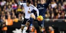 بالصور والفيديو: فالنسيا يخطف نقطة من ضيفه ريال مدريد بتعادل إيجابي