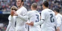 بالصور بالفيديو: ريال مدريد يكتسح مرمي سبورتينغ خيخون بخماسية