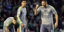 بالفيديو والصور: ريال مدريد يعود من أرض ريال بيتيس بتعادل بطعم الخسارة