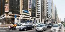 انخفاض نسبة وفيات حوادث المرور بسبب السرعة بأبوظبي