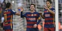 بالصور والفيديو: برشلونة يستعيد الصدارة بفوز علي غرناطة