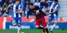 بالصور: برشلونة معرض لفقدان الصدارة بتعادل سلبي أمام اسبانيول