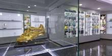 شاهد بالصور متحف كرستيانو رونالدو في دبي