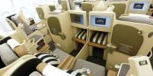 طيران الإتحاد تنافس الخطوط الجوية القطرية