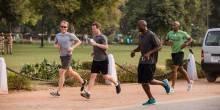 زوكربيرغ يدعو إلى الإنضمام إلى تحدي الركض خلال عام 2016