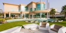فيلا فاخرة في دبي يصل سعرها إلى 109 مليون درهم