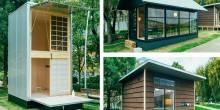 بالصور: شركة يابانية تصمم 3 منازل مجهزة بـ 23 ألف دولار