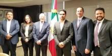 تشجيع الشركات المكسيكية و البنمية على الاستثمار بدبي