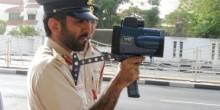 مرور دبي تقدم قائمة للسرعات الجديدة و طريقة ظبطها بالرادار